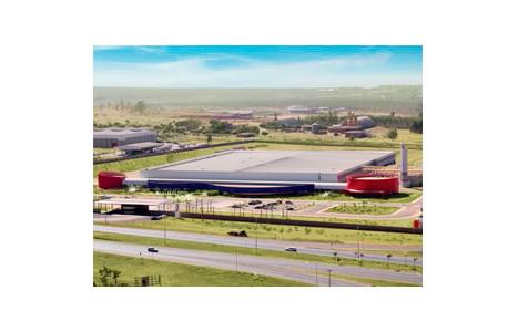Início das atividades da fábrica de Brasília.