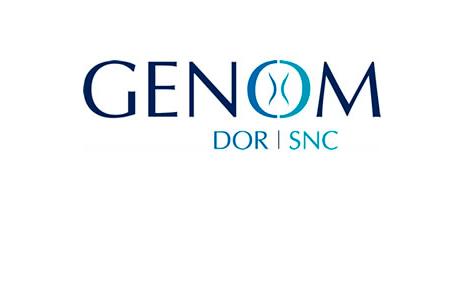 Criação da Genom Dor e SNC.