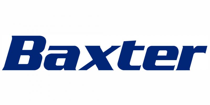 Início das operações com o Laboratório Baxter  para unidade Hospitalar